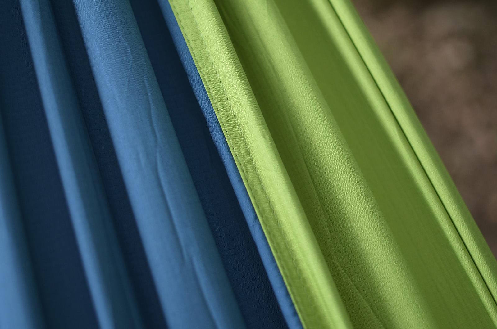 Hamac Ripstop Blue-Green culori