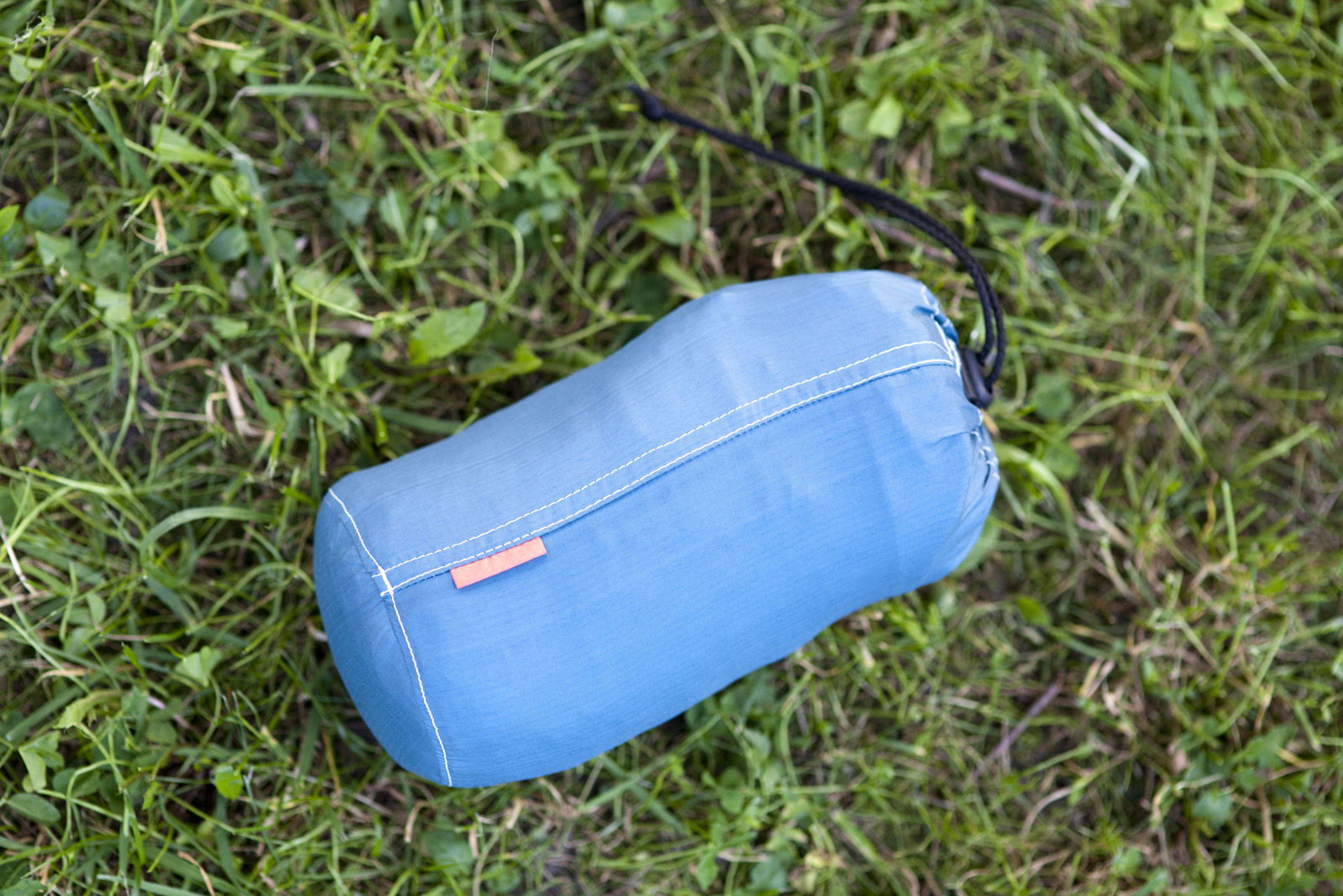 hamac ripstop blue-orange saculet 3